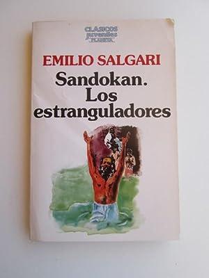 Sandokan. Los Estranguladores: Emilio Salgari