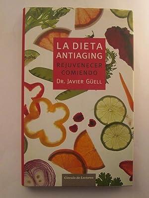 La Dieta Antiaging: Javier Güell