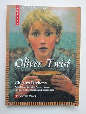 Oliver Twist: Pau Anton Pascual