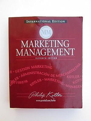 Marketing Management (International Edition): Philip Kotler