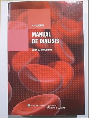 john daugirdas manual di lisis abebooks rh abebooks com Dialysis Fistula For the Core Curriculum Dialysis Technician