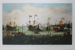 Return the dutch India Fleet to Amsterdam in 1599