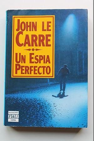 Un Espia Perfecto: John Le Carré