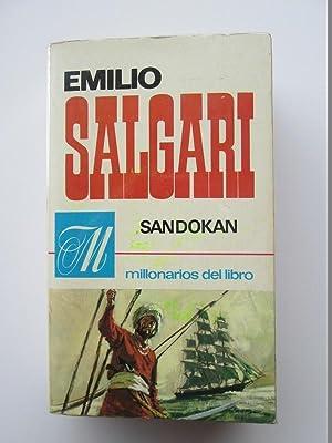 Sandokan- La Mujer del Pirata- Los Estranguladores: Emilio Salgari