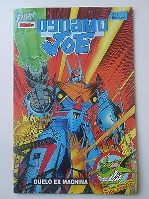 First Comics Nº 13 Dynamo Joe. El Lobo en el Redil (L08819)