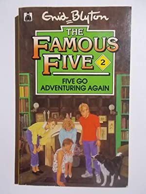 Five Go Adventuring Again: Enid Blyton