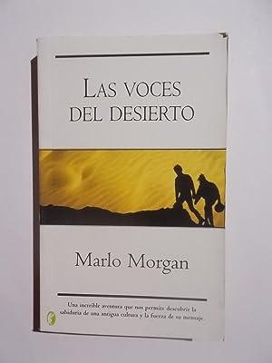 Las Voces Del Desierto: Marlo Morgan