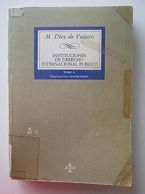 Instituciones De Derecho Internacional Publico: Manuel Diez de
