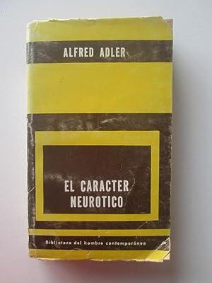 Caracter pdf alfred adler el neurotico