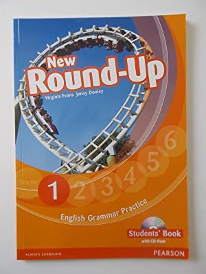 Round Up Level 1 Students' Book/CD-Rom Pack: Virginia Evans; Jenny