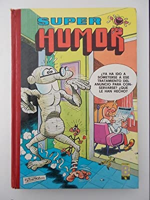 Super Humor Nº 12 Mortadelo y Filemón