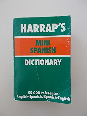 Mini Spanish Dictionary
