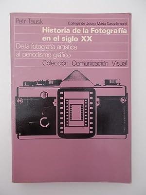 Historia De La Fotografía En El Siglo: Petr Tausk; Josep