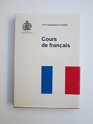 Cours de Francais: The Linguaphone Institute
