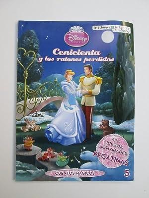 Cenicienta y los Ratones Perdidos: Disney