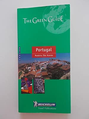 Portugal Green Guide (Michelin Green Guides)
