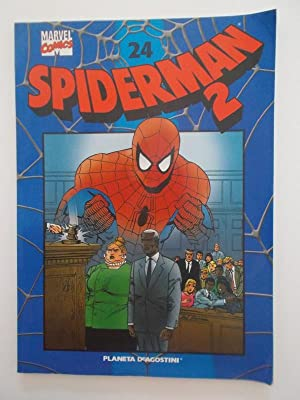 Spiderman 2 Nº 24 (Marvel)