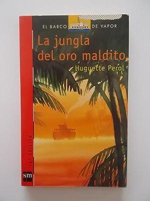 La Jungla Del Oro Maldito: Huguette Pérol; Manuel