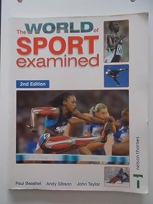 The World Of Sport Examined: Paul Beashel; Andy
