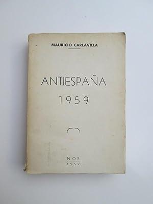 Antiespaña 1959: Mauricio Carlavilla