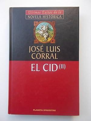 El Cid: Jose Luis Corral