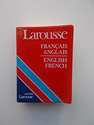 Larousse French-English/English French Dictionaries: Petit Dictionnaire Bilingue Adonis