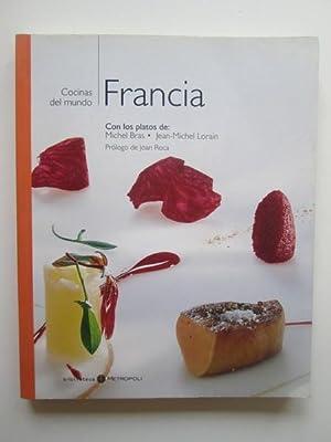 Francia - Cocinas Del Mundo: Michel Bras