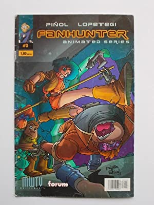 Fanhunter. Animateo Series. Nº 3