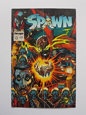 Spawn. Flashback Parte 2. Nº 13