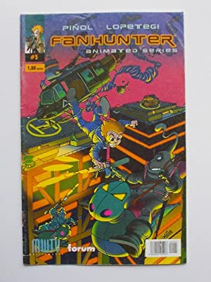 Fanhunter. Animateo Series. Nº 5