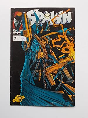 Spawn. Overt-Kill Nº 7