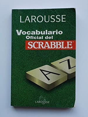 Vocabulario Oficial Del Scrabble