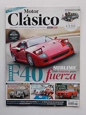 Motor Clásico. Nº 301. Marzo 2013. Ferrari