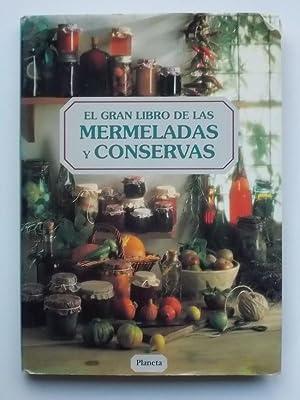 El gran libro de las mermeladas y