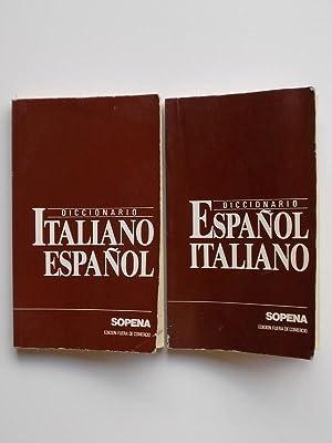 Diccionario Italiano-Español Y Español-Italiano: José Ruiz de