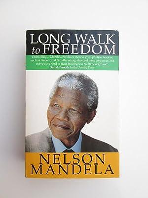 A Long Walk To Freedom: Nelson Mandela
