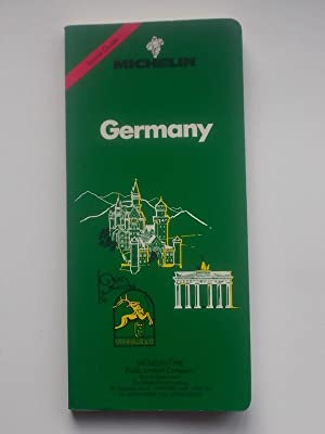 Michelin Green Guide: Germany (Green Tourist Guides)