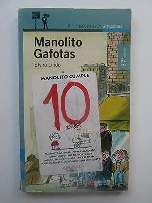 Manolito Gafotas: Elvira Lindo