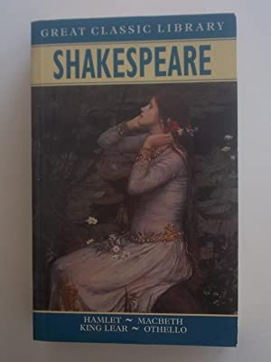 Hamlet ; Macbeth ; King Lear ;: 1564-161 Shakespeare William