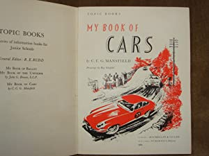 My Book of Cars: C. C. G. Mansfield