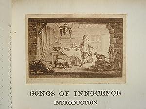 Songs of Innocence: William Blake