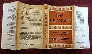 The Outsider: Albert Camus