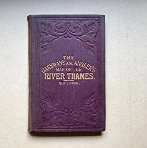The Oarsman's and Angler's Map of The