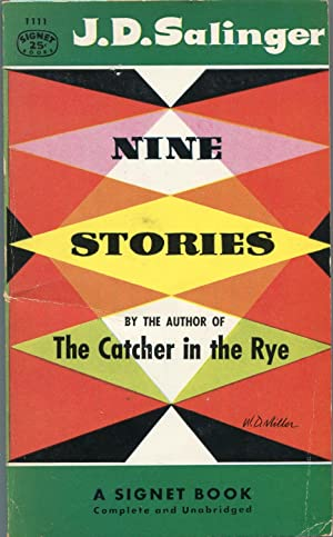 a comparison of j d salingers novels in the catcher in the rye and nine stories The 100 best novels: no 72 – the catcher in the rye by jd salinger (1951) three more from jd salinger nine stories (1953) franny and zooey (1961.