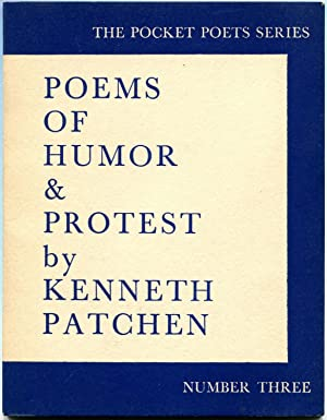 Poems of Humor and Protest: Kenneth Patchen