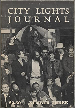 City Lights Journal Number Three: Lawrence Ferlinghetti, editor