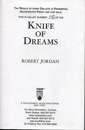 Knife of Dreams: Robert Jordan