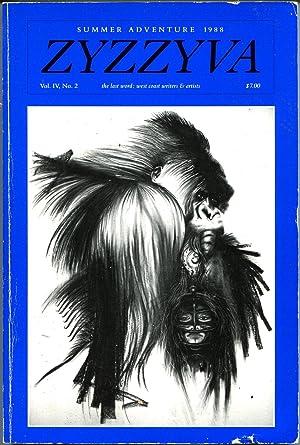 Zyzzyva 14, Vol. IV No. 2 (Summer: Howard Junker, editor
