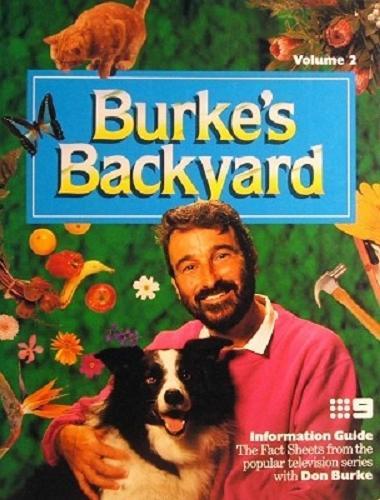 Burke Backyard burke's backyard: volume 2burke don: hutchinson, australia