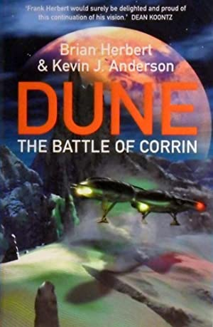 Dune: The Battle Of Corrin: Herbert Brian; Anderson